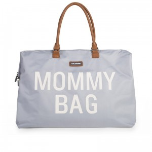 Childhome: Mommy Bag Torba Szara