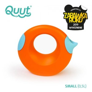 Quut: Konewka mała cana mighty orange/vintage blue
